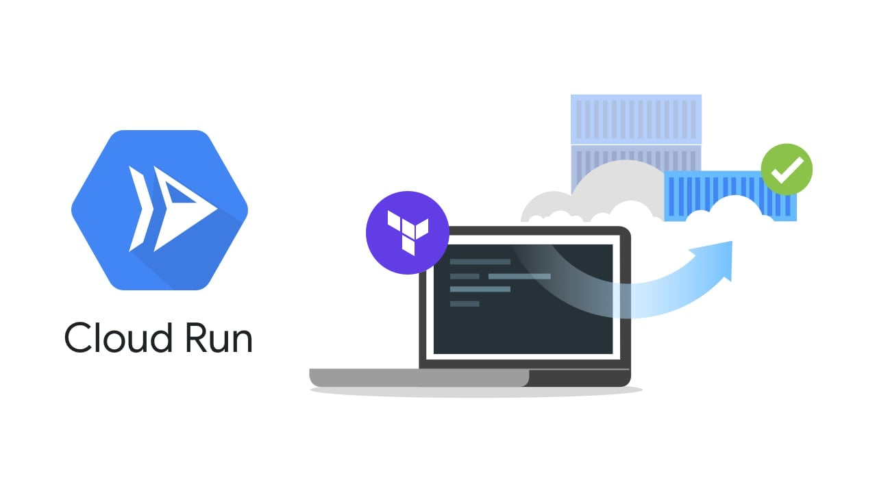 Configuring cloud run with terraform